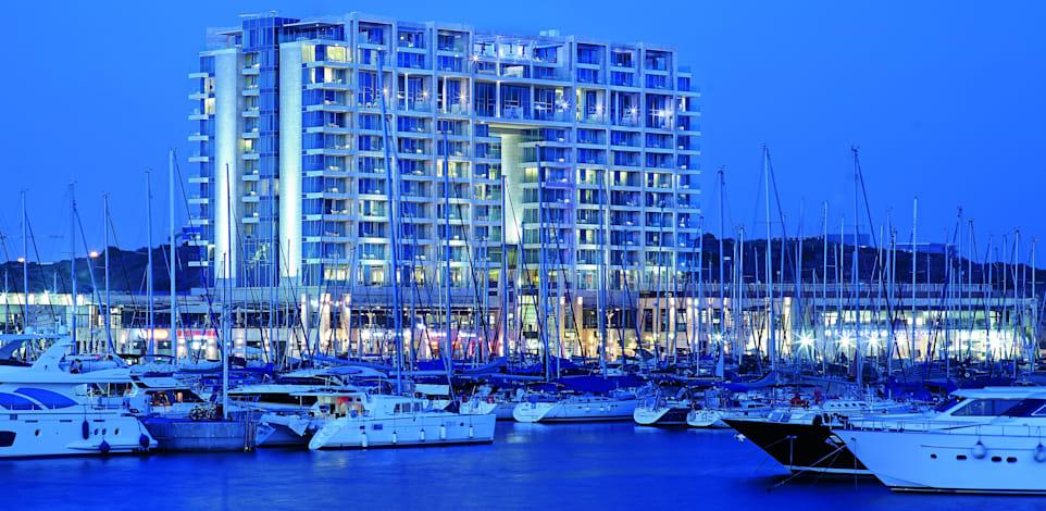 מלון ריץ קרלטון הרצליה / צילום: יח''צ