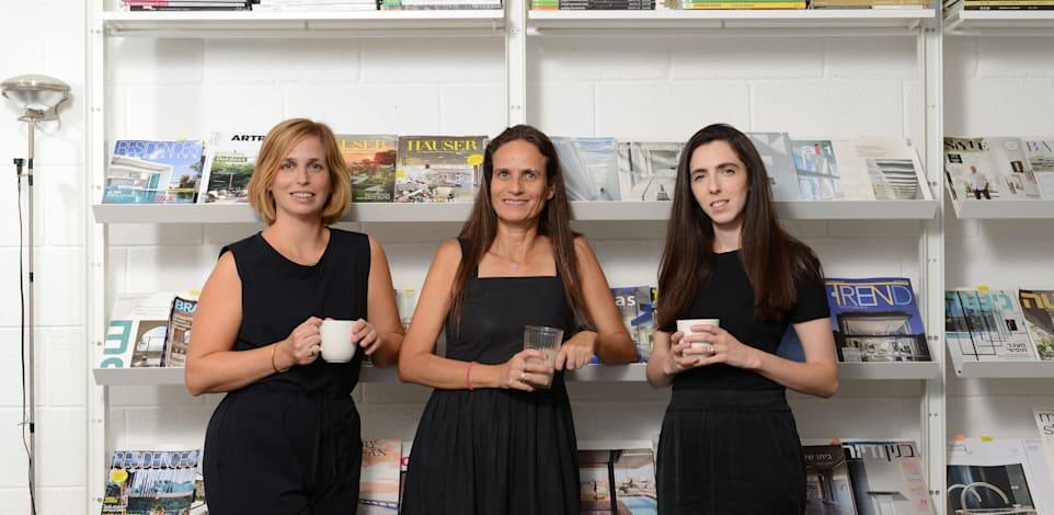 מימין: איילה גרינוולד, שירלי מרקו, אביטל שנהב שני / צילום: איל יצהר