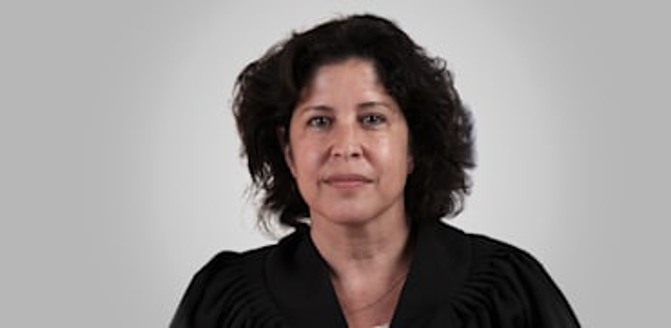 השופטת עינב גולומב / צילום: אתר בית המשפט
