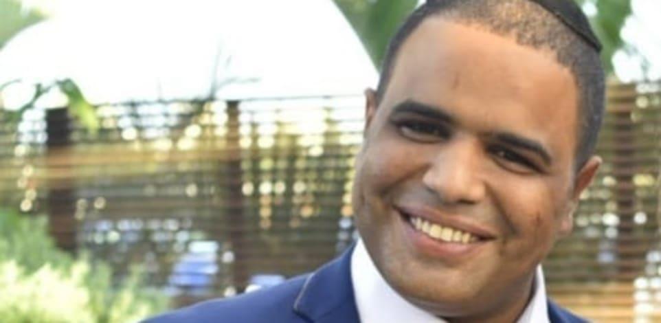ישראל רצאבי, בעלי עסק לניקוי יבש ''מיסטר קוויק עזריאלי'' / צילום: תמונה פרטית
