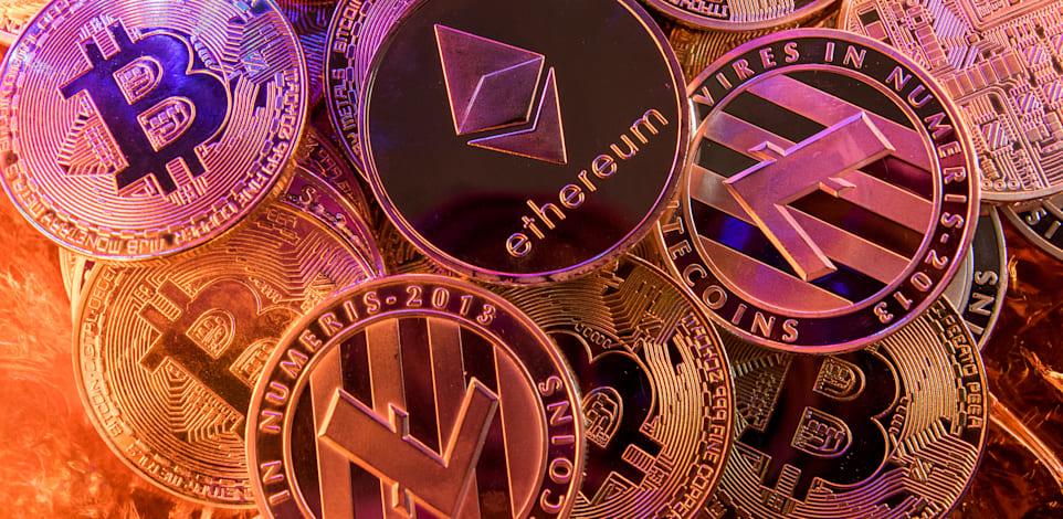 מטבעות דיגיטלים.  דומה יותר להשקעה בניירות ערך מאשר להשקעה במטבעות / אילוסטרציה: Shutterstock, Dan Eady