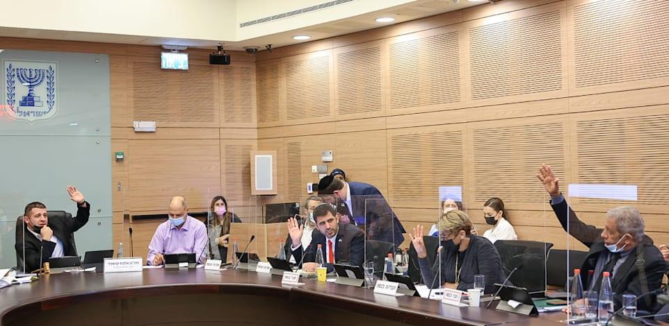 ועדת כספים / צילום: נועם מושקוביץ, דוברות הכנסת