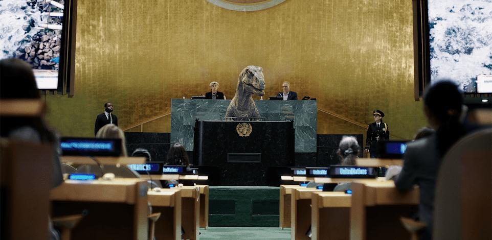 קמפיין ''בוחרים לא להיכחד'' של האו''ם / צילום: או''ם