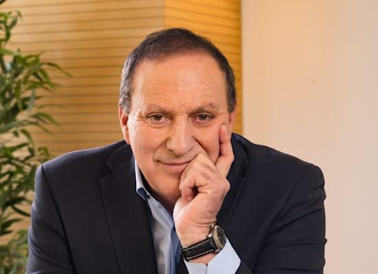 מיכאל מייקסנר, מנכ''ל רכבת ישראל / צילום: יורם רשף