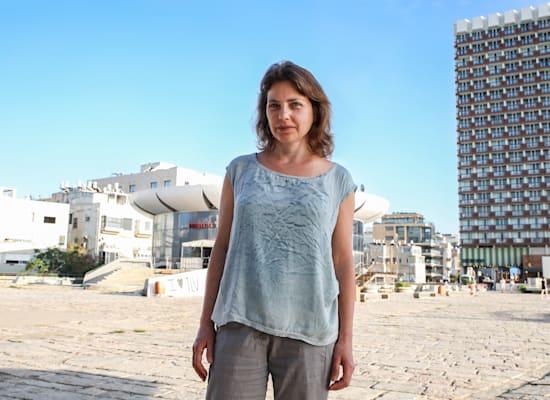 יעל דורי מתכננת ערים באדם טבע ודין / צילום: כדיה לוי