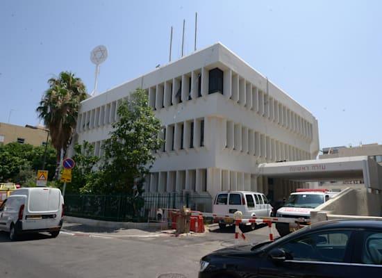 בניין מגן דוד אדום, רחוב אלקלעי פינת אשתורי הפרחי / צילום: איל יצהר