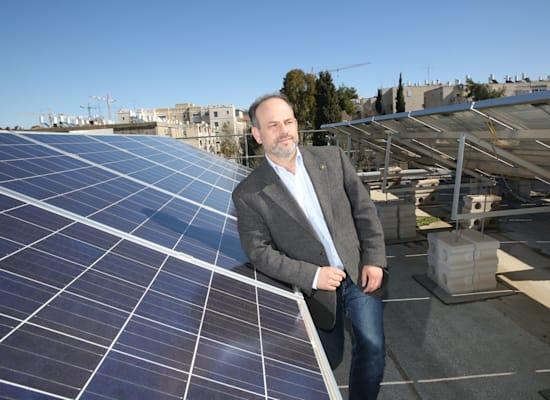 """איתן פרנס, מנכ""""ל איגוד חברות אנרגיה ירוקה לישראל / צילום: יוסי זמיר"""