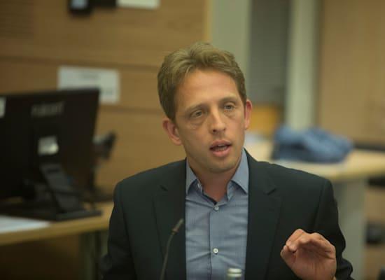 רועי פולקמן. הוועדה בראשותו לא התמקדה בדיגיטל / צילום: ליאור מזרחי