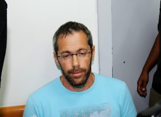 טל זילברשטיין. הורשע עם שטיינמץ ברומניה / צילום: אמיר גוטפריד