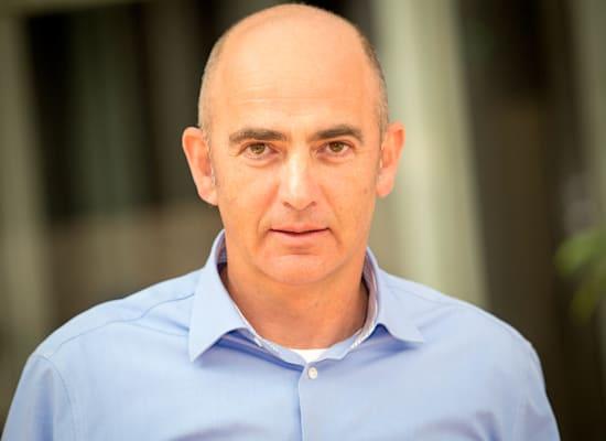 """אורי גולדפרב, מנכ""""ל ספרה / צילום: שלומי יוסף"""