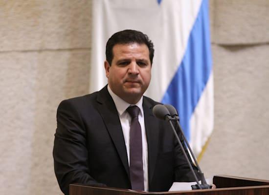 השבעת הממשלה לכנסת 34 - השבעת אמונים / צילום: דוברות הכנסת