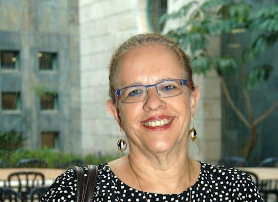 השופטת בדימוס הילה גרסטל / צילום: פאול אורלייב