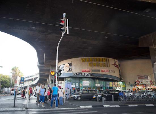 תחנה מרכזית ת''א / צילום: שלומי יוסף