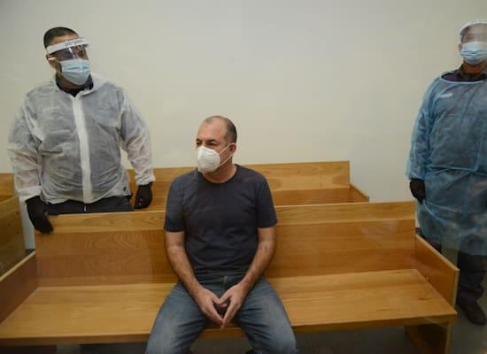 אמיר ברמלי בית משפט הכרעת דין הונאת משקיעים / צילום: איל יצהר