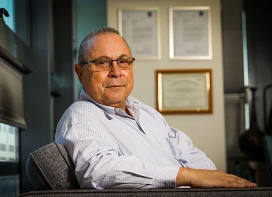 צבי מרום, מנכ''ל ומייסד באטמ / צילום: שלומי יוסף