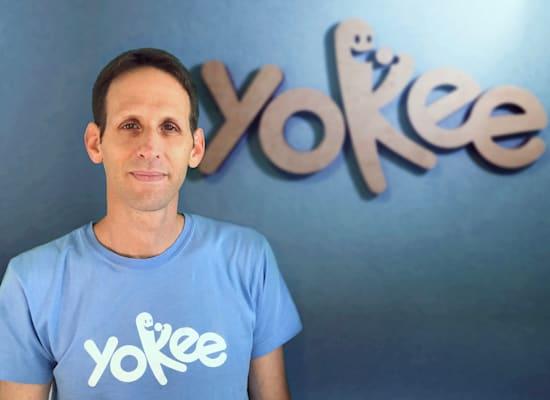 גיל זלקה, מייסד משותף של Yokee Music, שנמכרה ל-Stingray / צילום: שי דגן