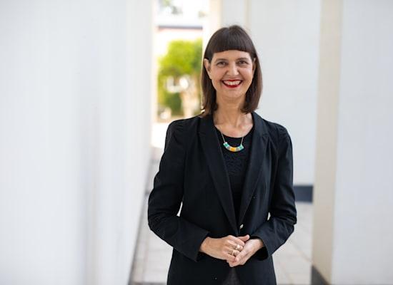 פרופ' דפנה קריב, חוקרת בבית הספר אדלסון ליזמות, המרכז הבינתחומי הרצליה / צילום: גלעד קולרציק