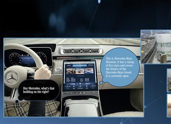 """הסייעות האישיות לרכב מאפשרות שליטה קולית, אך רובן טרם """"למדו"""" עברית / צילום: יח""""צ"""