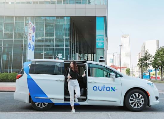 """מונית רובוטית ללא נהג בסין. הטכנולוגיה הוטמעה בתוכנית החומש הממשלתית / צילום: יח""""צ"""