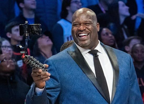 שאקיל אוניל כוכב עבר של ה־NBA / צילום: Reuters