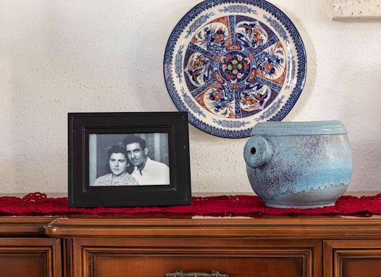"""אוכל של בית. שהיה. (ביתה של סבתא נעמי ז""""ל) / צילום: ניצן רובין"""