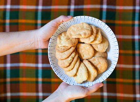 עוגיות חמאה של סבתא נעמי / צילום: ניצן רובין