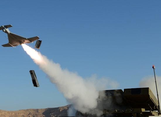 מערכת רתם / צילום: התעשייה האווירית