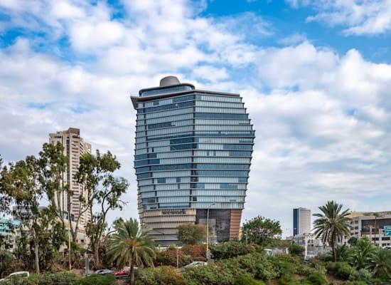 פרויקט המשרדים ToHa שהקימה גב־ים בתל אביב / צילום: Shutterstock, Boris-B