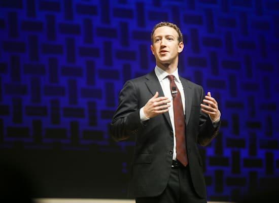 "מייסד פייסבוק צוקרברג. עדיין מנכ""ל / צילום: Reuters, Jennifer Graylo"