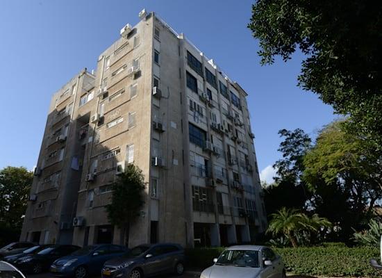 רחוב שרה אהרונסון 4 , רמת גן / צילום: איל יצהר