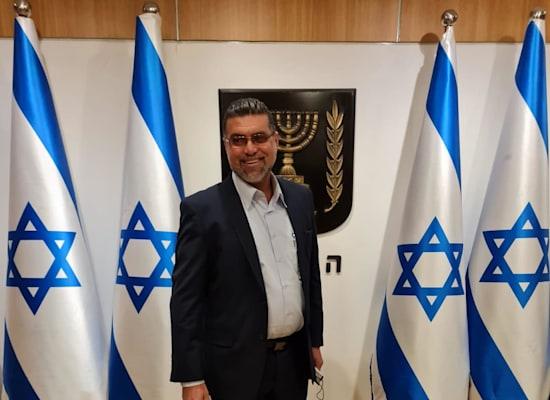 נאיל זועבי / צילום: מפלגת הליכוד