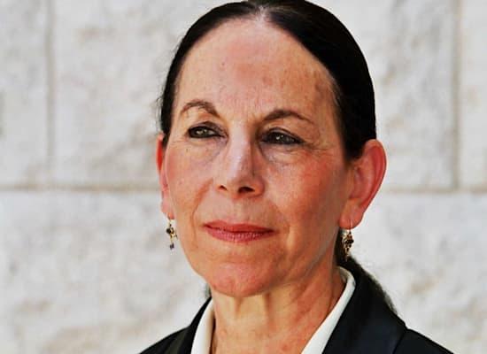 אילה פרוקצ'יה. יו''רית ועדת הביקורת / צילום: דוברות בתי המשפט