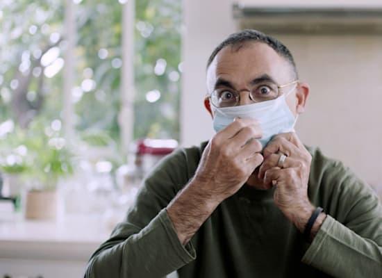 """ישראל קטורזה למשרד הבריאות. האזרח המודאג / צילום: לפ""""מ"""