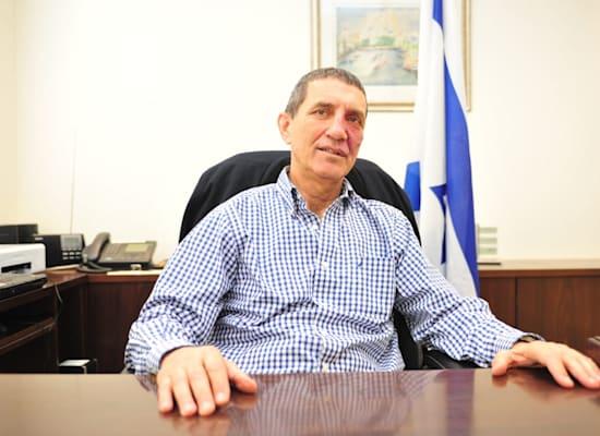 """תא""""ל (בדימוס) שמואל צוקר / צילום: אריאל חרמוני משהב""""ט"""