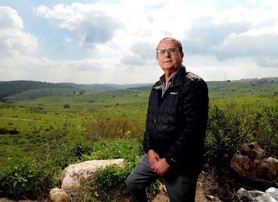 סימון אלפסי. ראש עיריית יקנעם עילית / צילום: איל יצהר