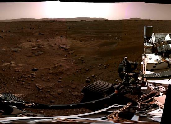 מאדים, כפי שנצפה השבוע / צילום: Associated Press, Gregory Baldwin