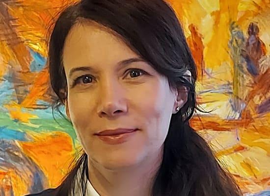 """הילה שבורון, מנהלת תחום קהילה וחוסן בעמותת נט""""ל / צילום: קרן עוז"""