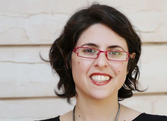 שרה קרוא, האחראית על תחום פיתוח עובדים בחברת דל / צילום: ארין קופלוב