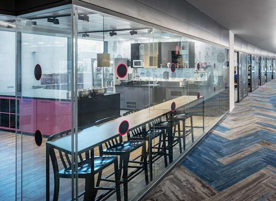 משרדי חברת check point בתל אביב / צילום: משרד האדריכלים אורבך הלוי