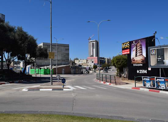 רחוב הגפן, קרית גת / צילום: בר - אל