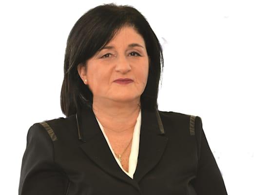 סמדר ברבר צדיק , מנכלית בנק הבינלאומי / צילום: תמר מצפי