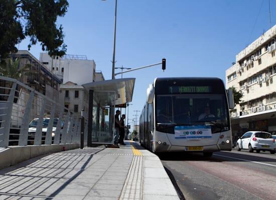 המטרונית בחיפה / צילום: שלומי יוסף