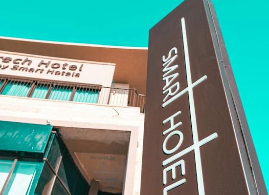 מלון אבן דרך במצפה רמון / צילום: באדיבות המלון
