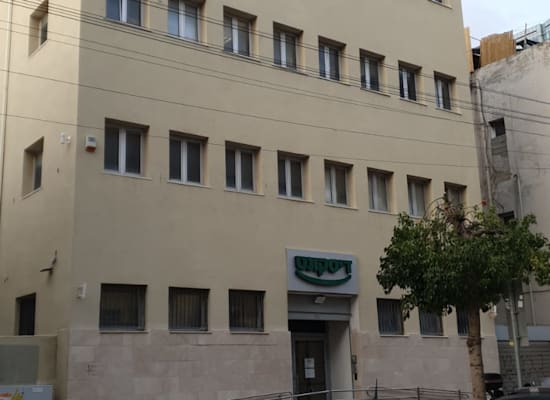 """הבניין ברחוב יהודה הלוי 17 תל אביב / צילום: יח""""צ סלע בינוי"""