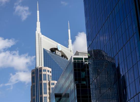 מטה AT&T  בדאלאס. הטמיעה את המוצר של דרייבנטס במערכות שלה / צילום: Shutterstock
