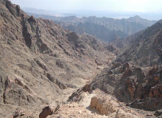שביל הרי אילת / צילום: יותם יעקבסון