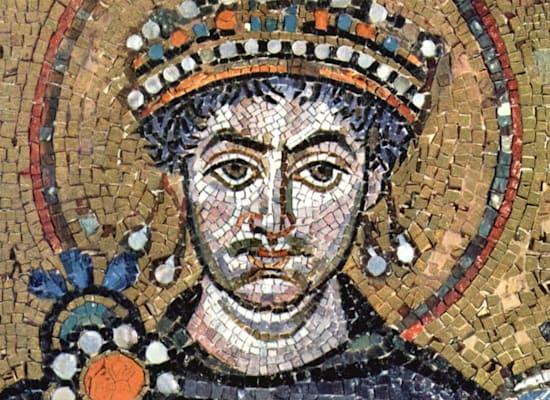 """""""מלך/מלכה ביזנטיים"""" / צילום: ויקיפדיה"""