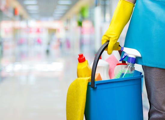 חומרי ניקוי הורגים גם את החיידקים המועילים שיש על משטחים / צילום: Shutterstock