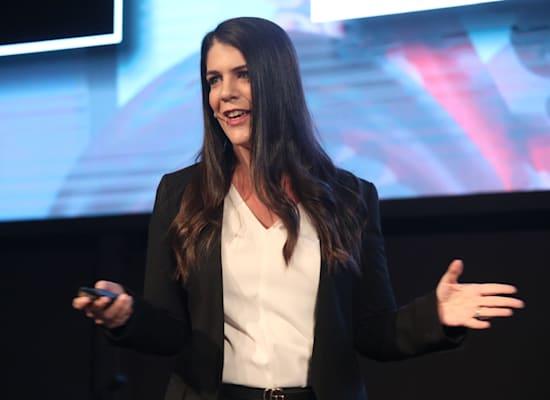 דנה בורגר, Country Manager Israel ב-Waze / צילום: עופר וקנין