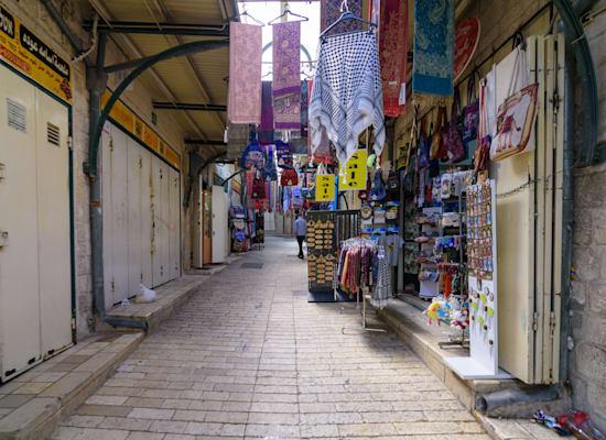 השוק בנצרת / צילום: Shutterstock